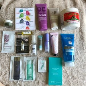 Huge Skincare and Haircare Bundle